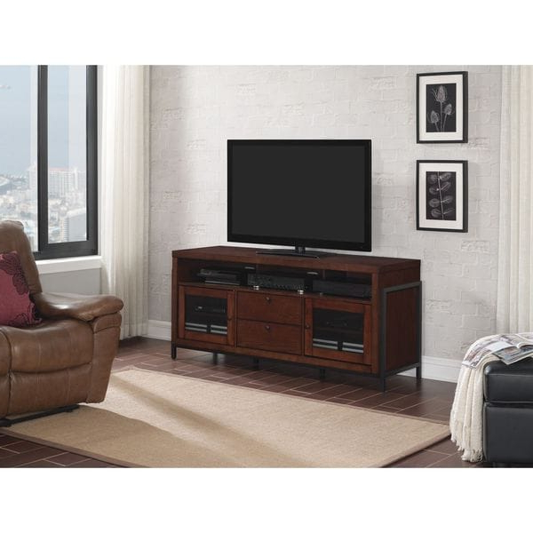 """Popular Greenwich Wide Tv Stands In Shop Bell'o Bfa63 94816 Coj Greenwich 63"""" Tv Stand For Tvs (View 1 of 10)"""