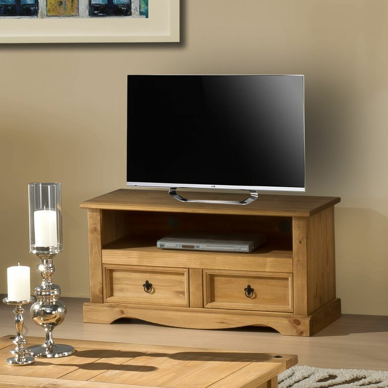 Popular Home & Haus Traditional Corona Tv Stand For Tvs Up To 60 With Corona Tv Stands (View 9 of 10)