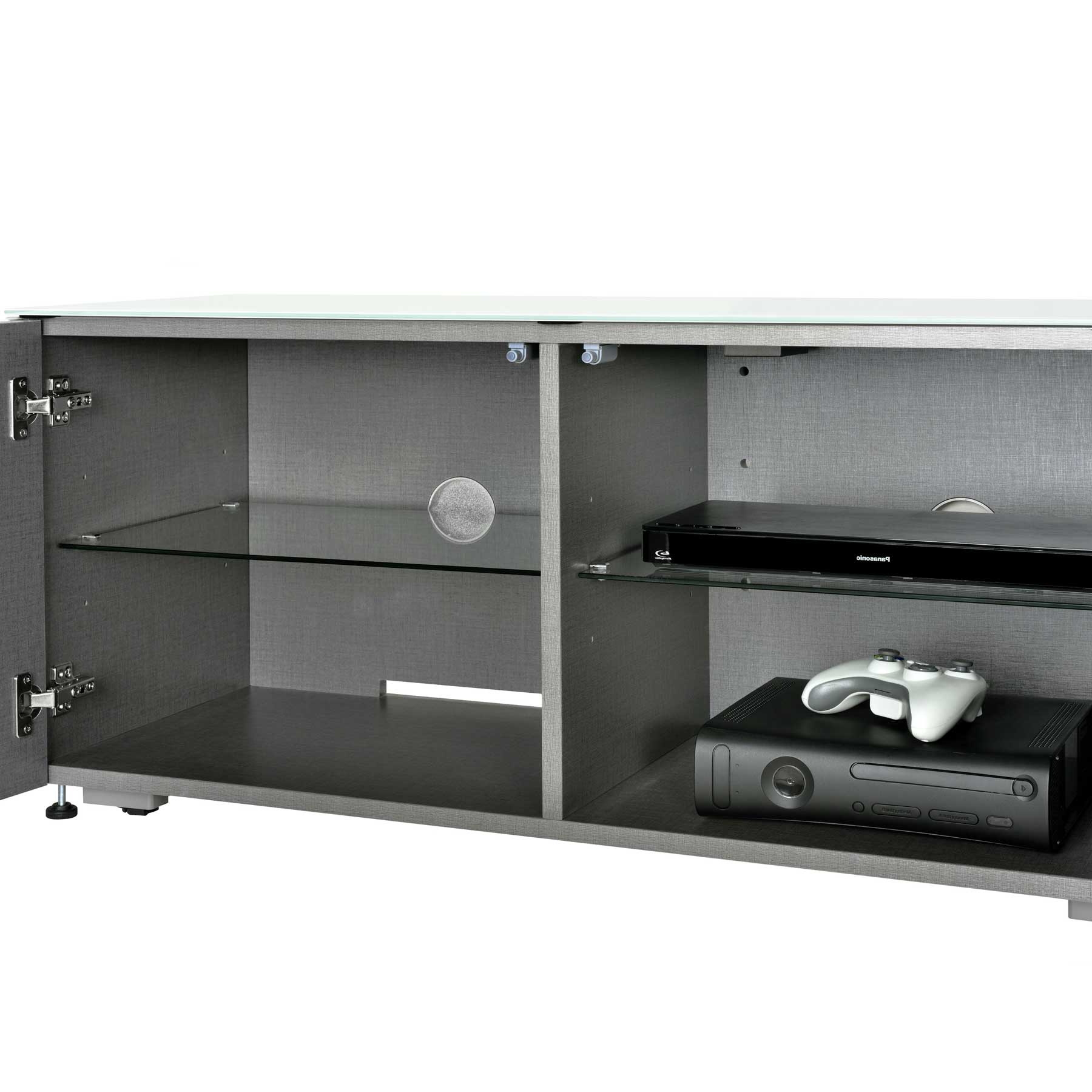 """Popular Invictus White Tv Stand For Up To 70"""" Tvs In Lorraine Tv Stands For Tvs Up To 70"""" (View 23 of 25)"""