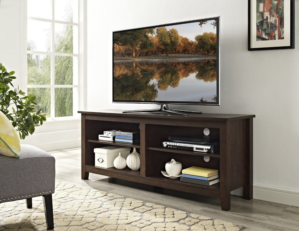 """Popular Sunbury Tv Stand For Tvs Up To 65"""" (View 3 of 25)"""