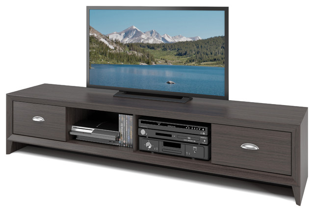 Preferred Jackson Wide Tv Stands Within Lakewood Extra Wide Tv Bench, Modern Wenge Finish (View 5 of 10)