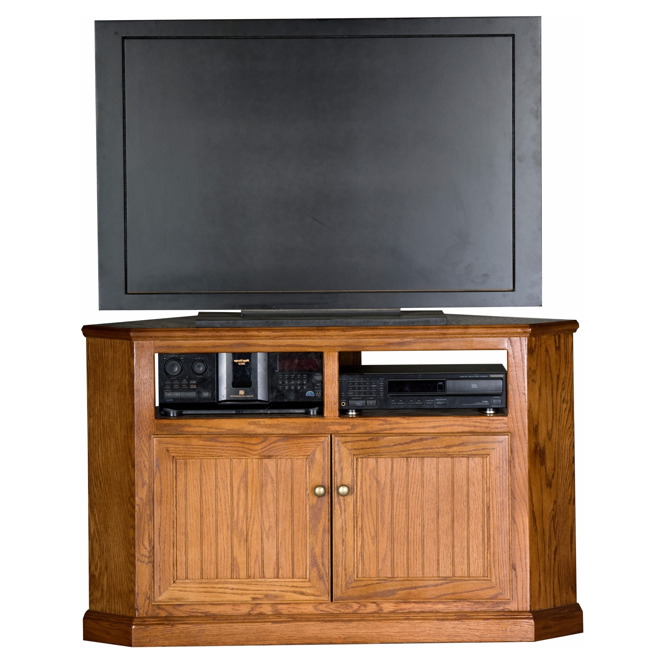 Priya Corner Tv Stands In Most Popular Eagle Furniture Heritage Customizable 50 In (View 21 of 25)