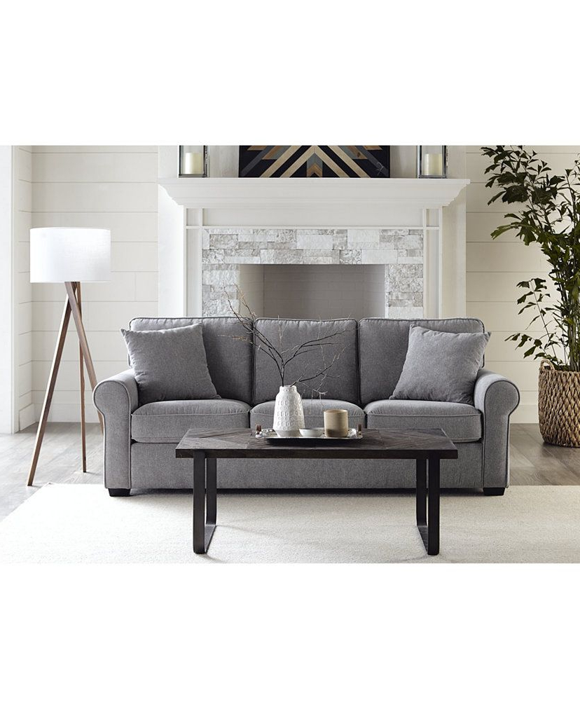Ready Assembled Grey Living Room Furniture – Dlivingroomku With Latest Bromley Grey Corner Tv Stands (View 20 of 25)