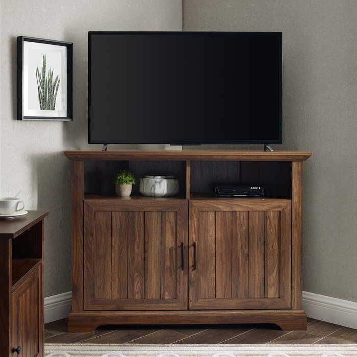 """Recent Antea Tv Stands For Tvs Up To 48"""" Pertaining To Tomball Corner Tv Stand For Tvs Up To 48"""" In  (View 12 of 25)"""
