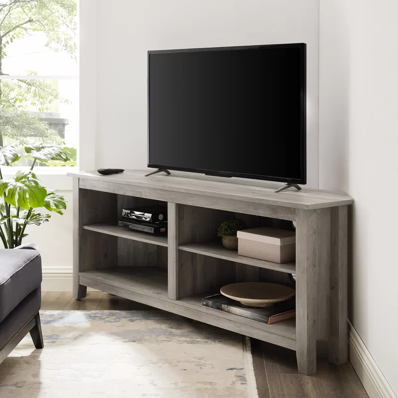 """Recent Beachcrest Home Sunbury Tv Stand For Tvs Up To 65 Inches Inside Sunbury Tv Stands For Tvs Up To 65"""" (View 7 of 25)"""