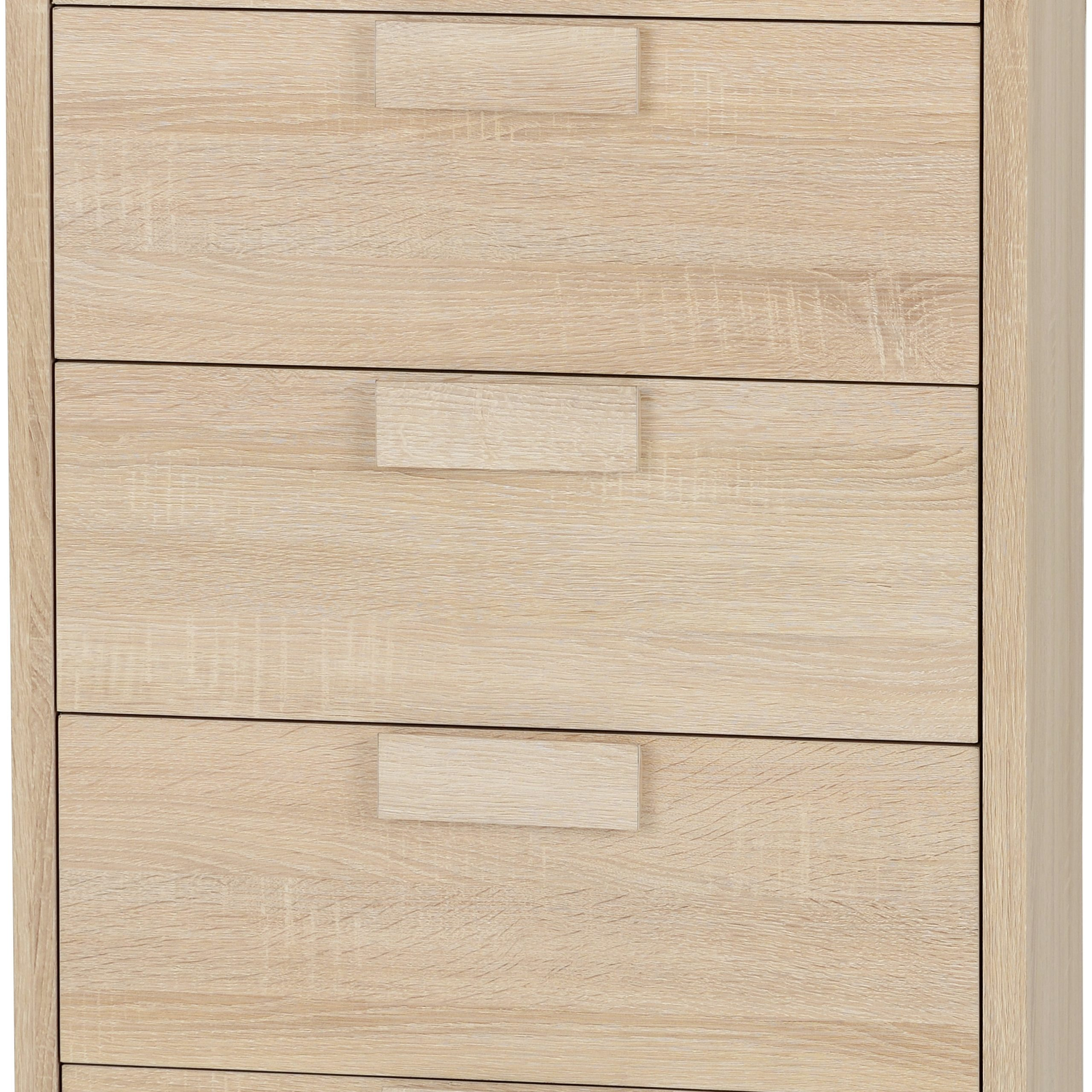 Recent Cambourne 5 Drawer Chest In Sonoma Oak Effect Veneer Inside Cambourne Tv Stands (View 8 of 10)
