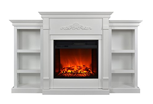 Review Of 3g Plus Electric Fireplace Tv Stand Convertible Intended For Most Recent Diy Convertible Tv Stands And Bookcase (View 9 of 10)