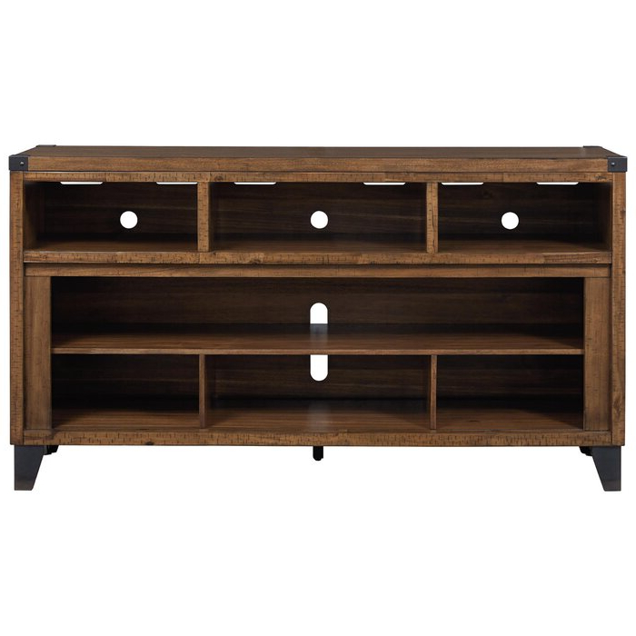 """Rickard Tv Stands For Tvs Up To 65"""" With Fireplace Included Inside Current Millwood Pines Kai Tv Stand For Tvs Up To 65"""" With (View 21 of 25)"""