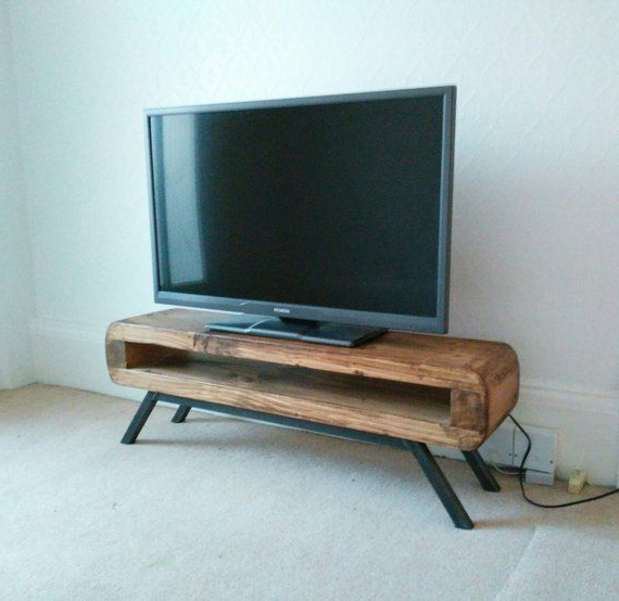 Rustic With Most Up To Date Owen Retro Tv Unit Stands (View 20 of 25)
