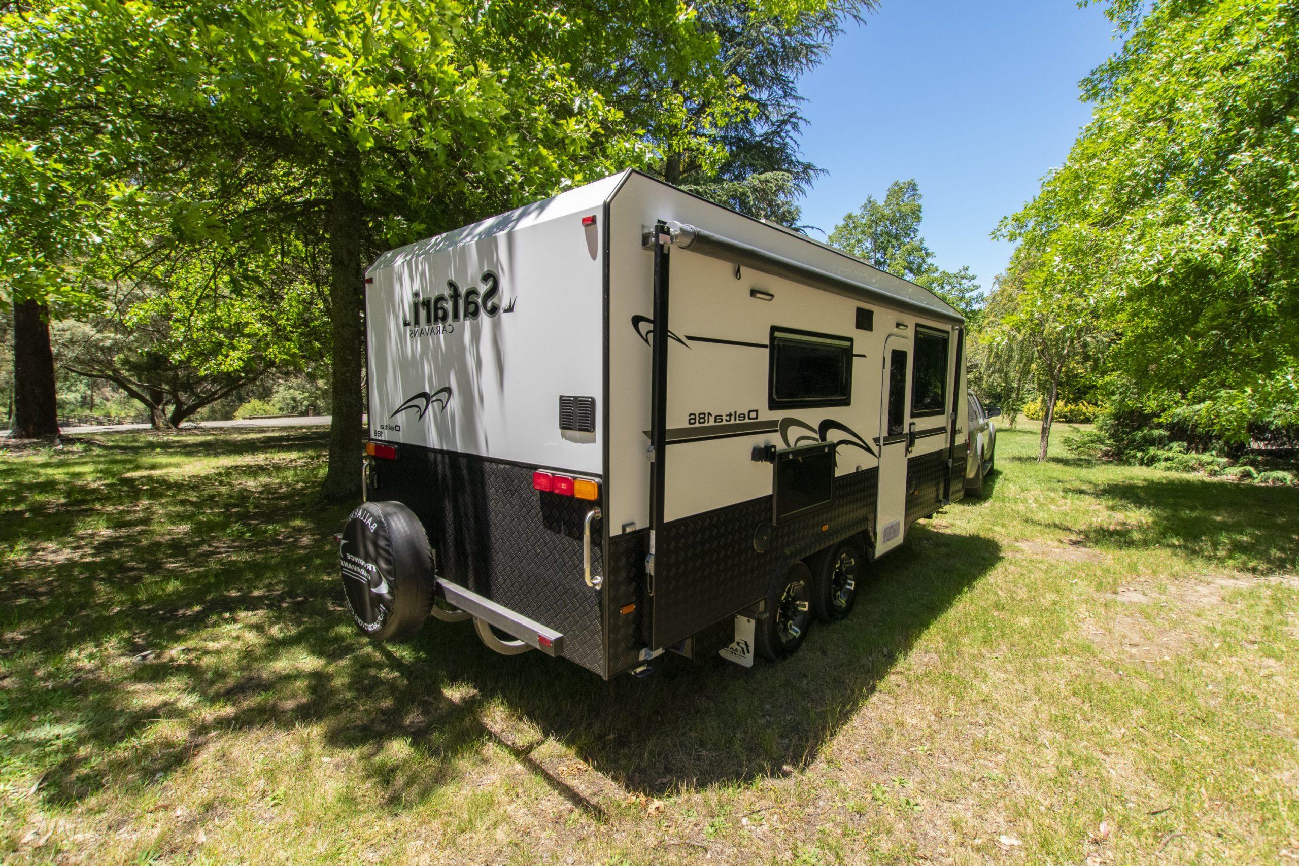 Safari Delta 186 Tandem – Trounce Caravans – Ballarat Within Popular Delta Large Tv Stands (View 5 of 10)
