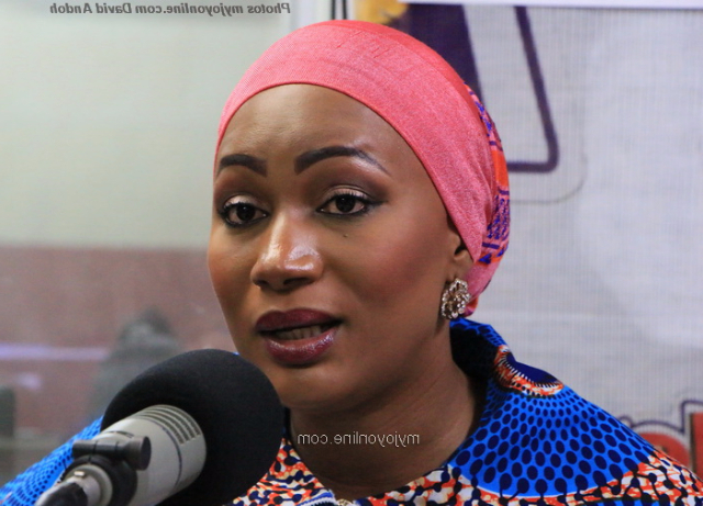 Samira Tv Stands Inside Most Recently Released Tackle Human Trafficking At Source – Samira Bawumia Tells (View 3 of 10)