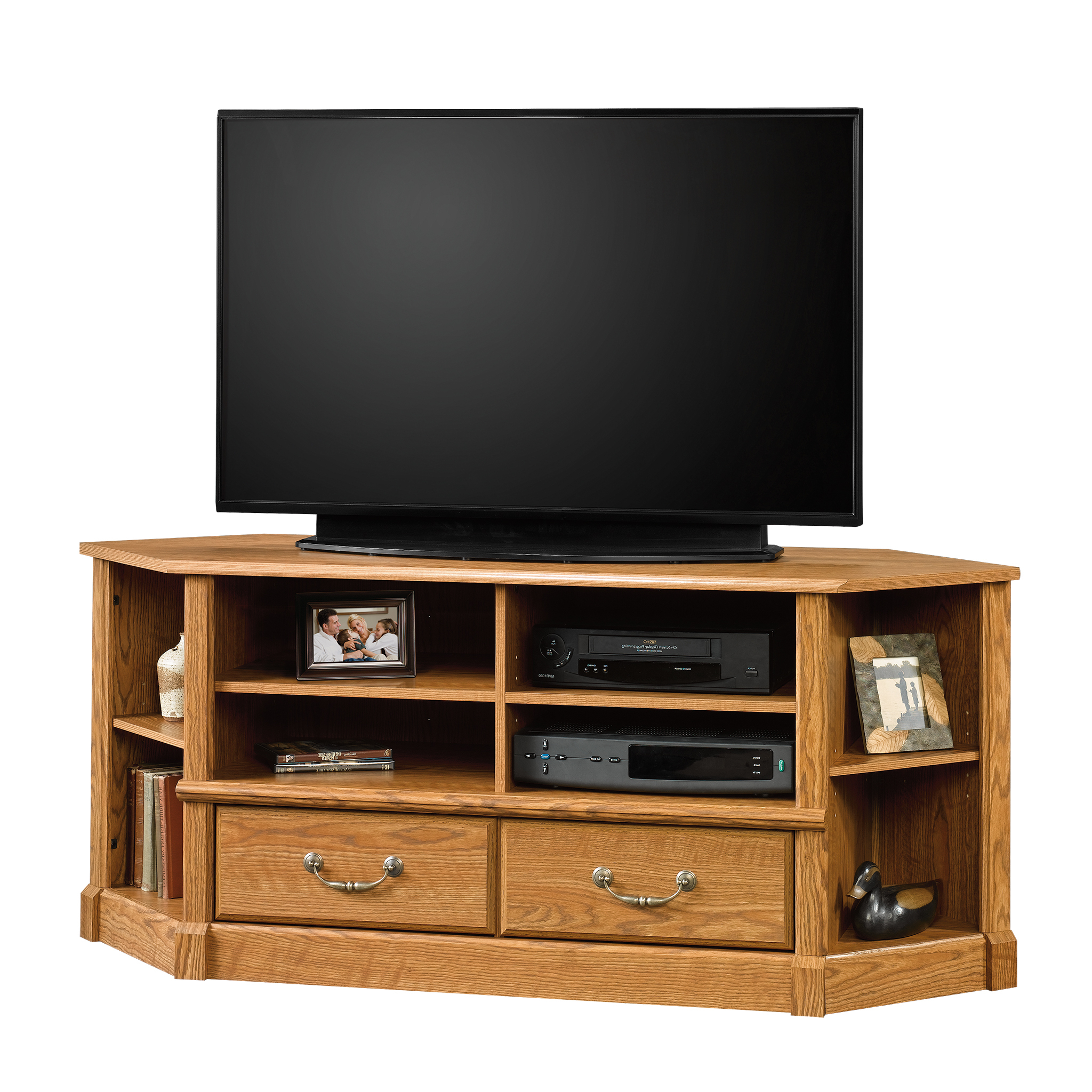 """Sauder Orchard Hills Corner Tv Stand For Tvs Up To 50 Throughout Well Known Lansing Tv Stands For Tvs Up To 50"""" (View 8 of 25)"""