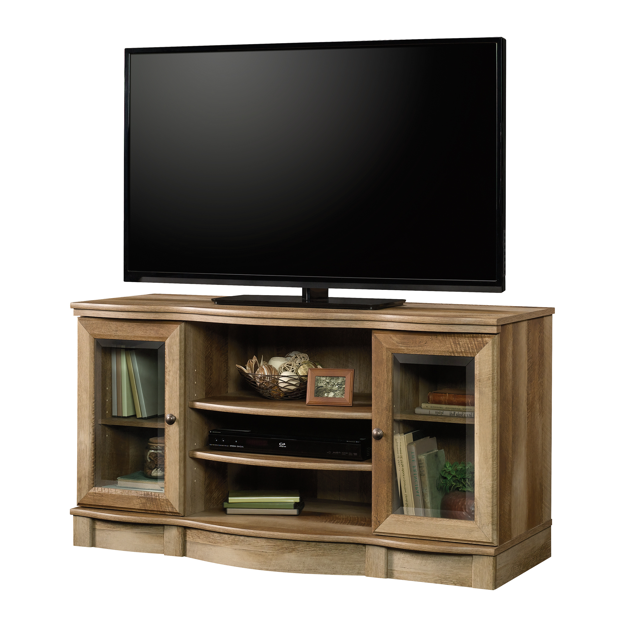 """Sauder Regent Place Tv Stand For Tvs Up To 50"""", Craftsman Intended For Recent Lansing Tv Stands For Tvs Up To 50"""" (View 4 of 25)"""