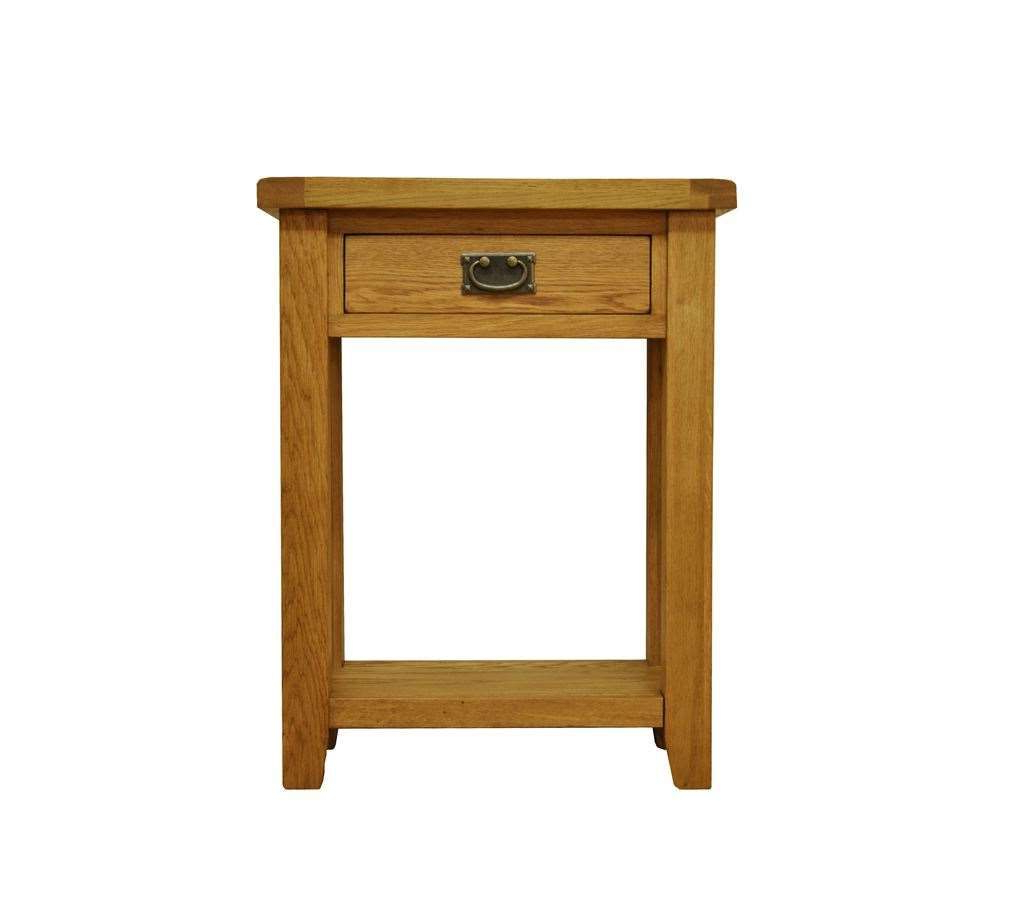 Sherbourne Oak Corner Tv Stands Intended For Popular Stamford Telephone Table Stamford Telephone Table Http (View 8 of 10)