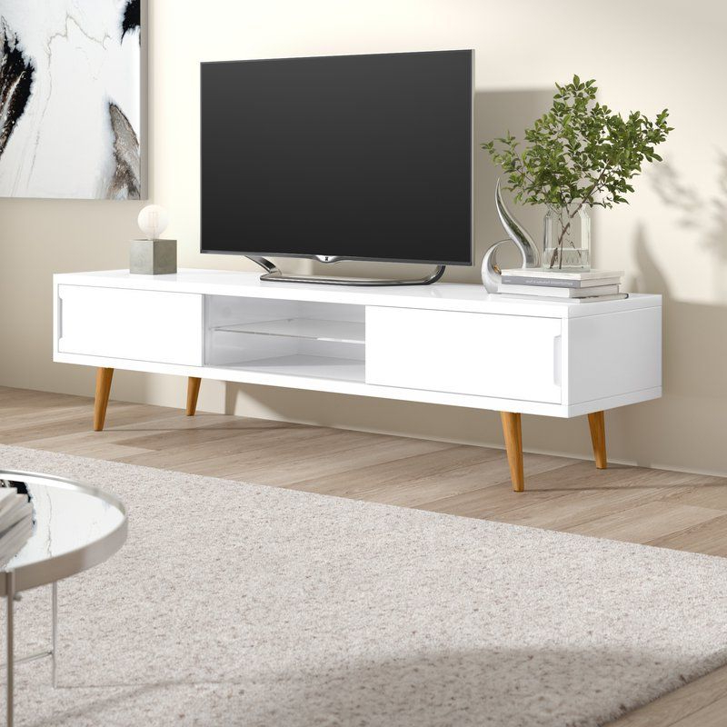"""Tenley Tv Stands For Tvs Up To 78"""" Pertaining To Favorite Damon Tv Stand For Tvs Up To 78"""" (View 11 of 25)"""