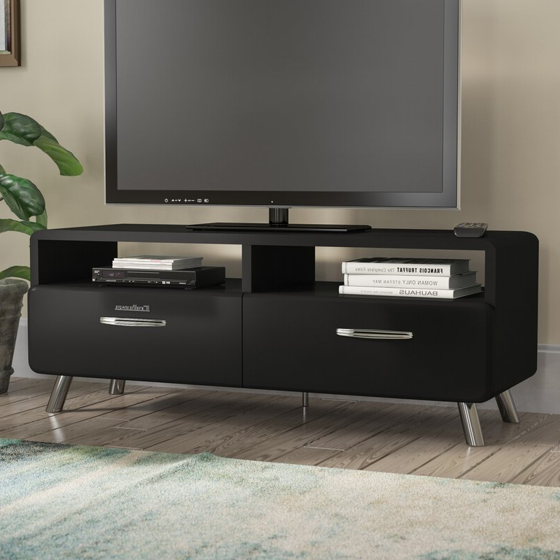 """Tenzo Cobra Tv Stand For Tvs Up To 43"""" & Reviews (View 15 of 25)"""