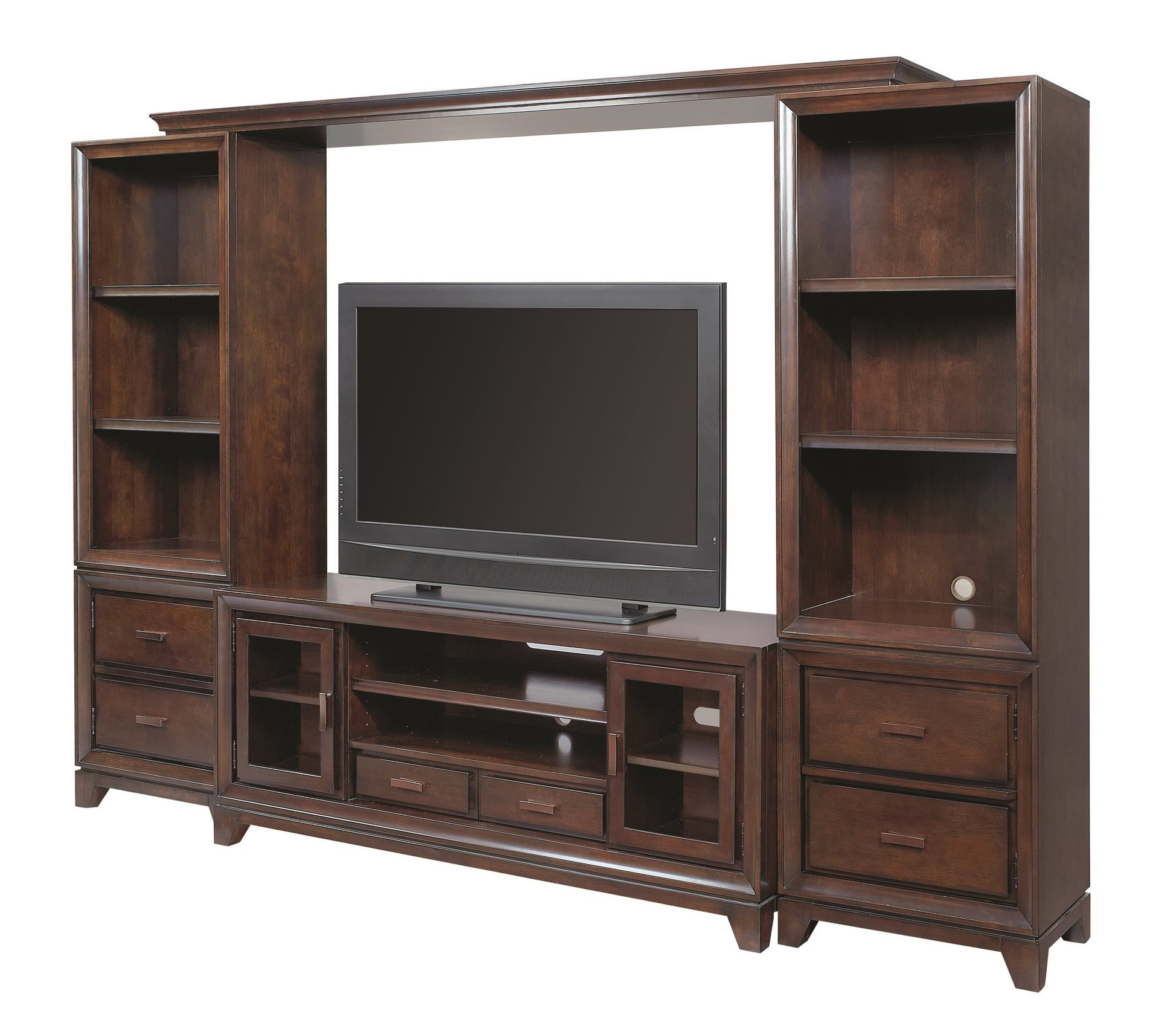 """The Viewline 65"""" Entertainment Wall Console Within Well Known Casey May Tv Stands For Tvs Up To 70"""" (View 10 of 25)"""
