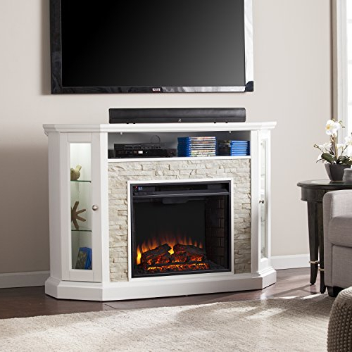 Top 10 Best Corner Electric Led Fireplaces Reviews 2019 Pertaining To Most Up To Date Jackson Corner Tv Stands (View 16 of 25)