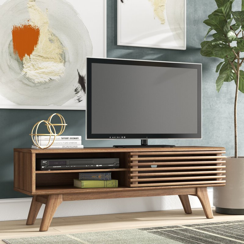 """Trendy Antea Tv Stands For Tvs Up To 48"""" Throughout George Oliver Wigington Tv Stand For Tvs Up To  (View 9 of 25)"""