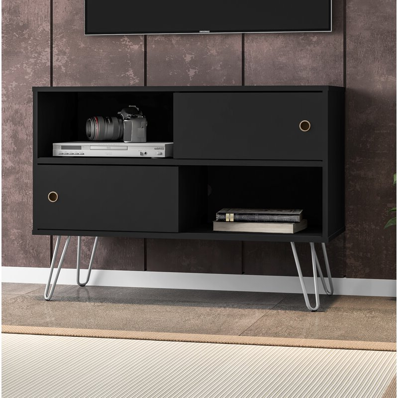 """Trendy Wrought Studio Kerby Tv Stand For Tvs Up To 43"""" & Reviews For Maubara Tv Stands For Tvs Up To 43"""" (View 9 of 25)"""