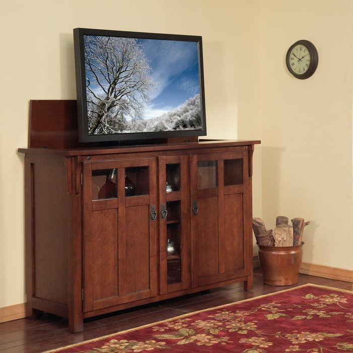"""Tv Lift Cabinet, Pop In Recent Ezlynn Floating Tv Stands For Tvs Up To 75"""" (View 22 of 25)"""