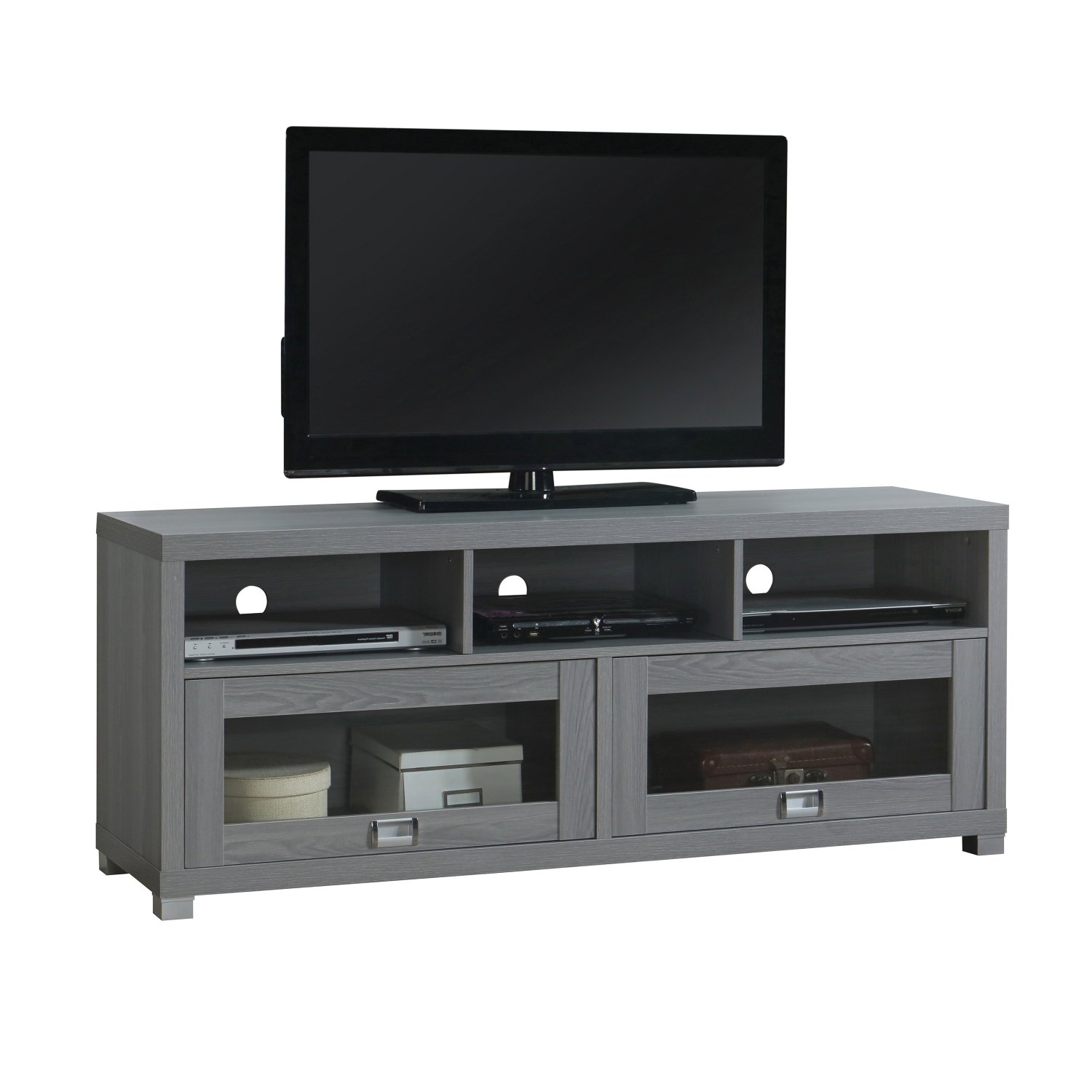 """Tv Stand 75 Inch Flat Screen Home Furniture Entertainment Regarding Most Recent Chrissy Tv Stands For Tvs Up To 75"""" (View 9 of 25)"""