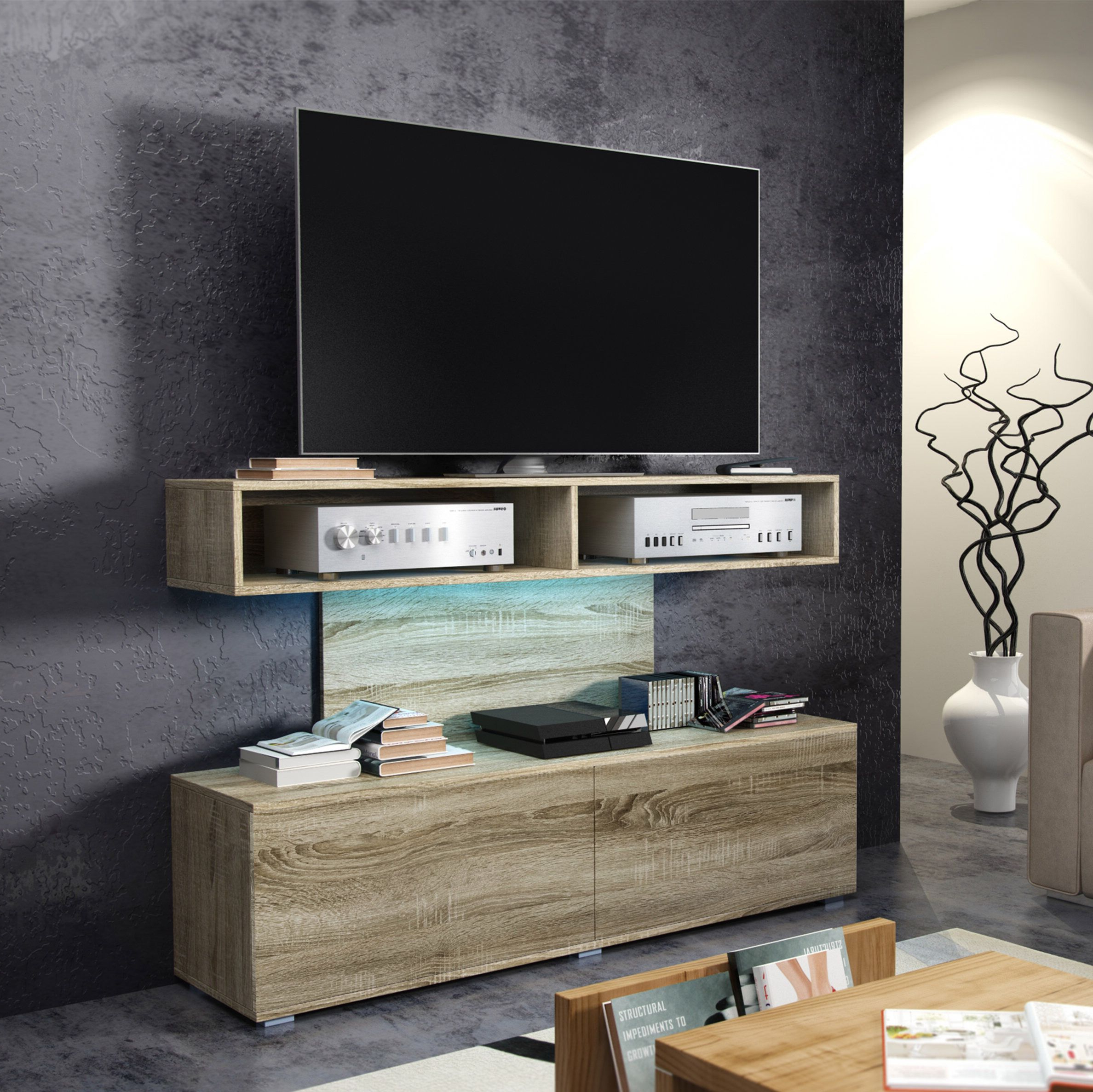 Tv Stand, Floating (View 13 of 25)