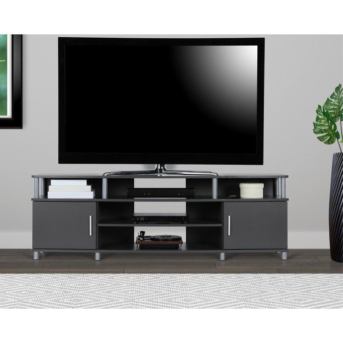 Tv Stand, Grey Room, Grey Tv Pertaining To Recent Delphi Grey Tv Stands (View 6 of 25)