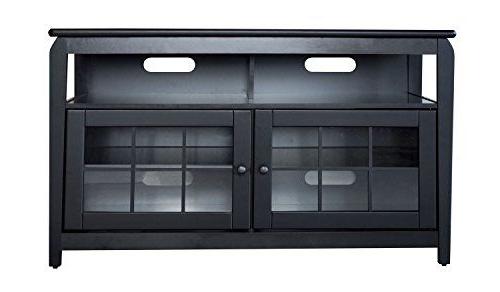 "Tv Stand, Red Barrel Studio, Hokku Designs For Current Basie 2 Door Corner Tv Stands For Tvs Up To 55"" (View 3 of 10)"