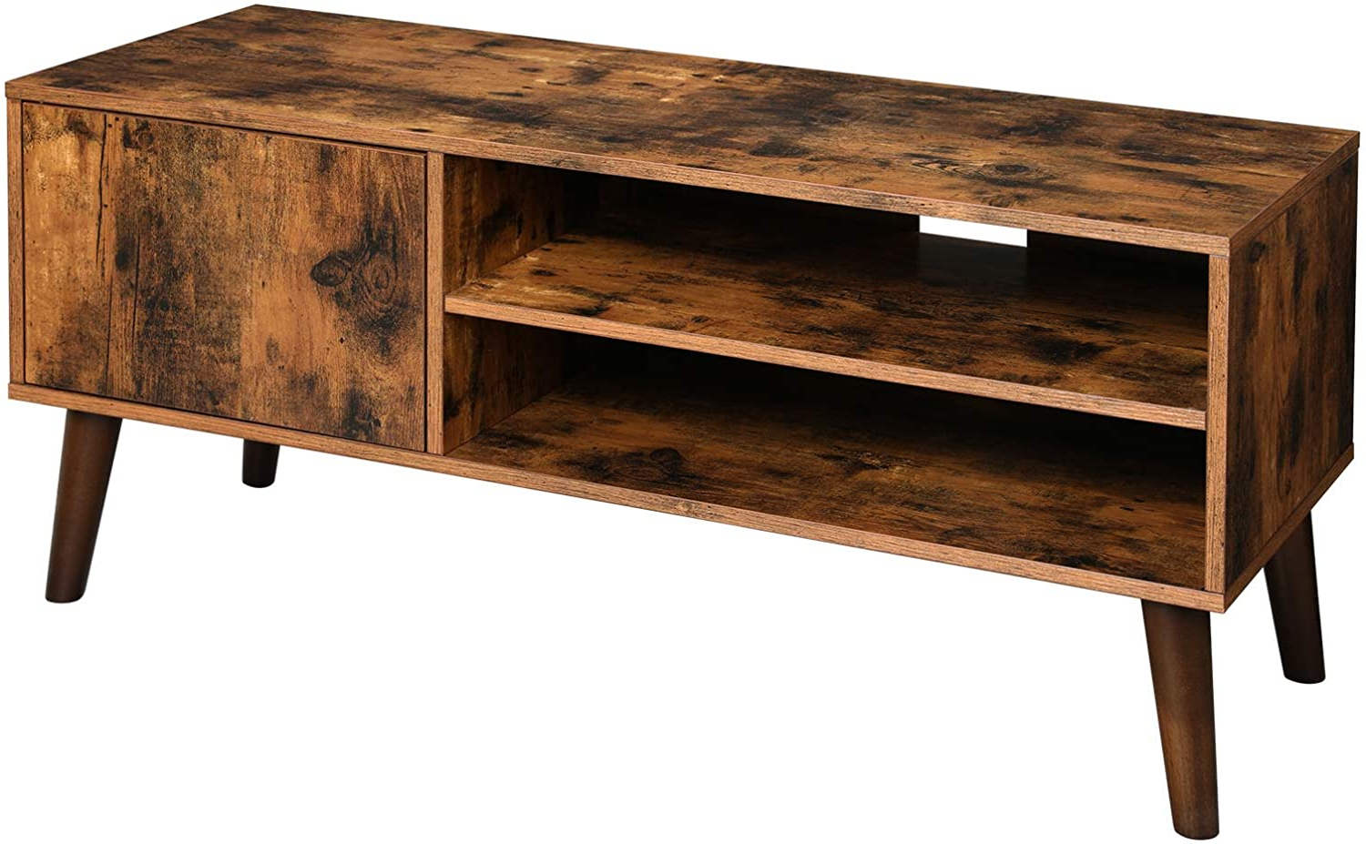 """Tv Stand, Tv Console For Tvs Up To 43 Inches, Mid Century Intended For Newest Mathew Tv Stands For Tvs Up To 43"""" (View 21 of 25)"""
