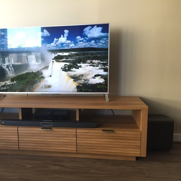 """Tv Stands And Within Broward Tv Stands For Tvs Up To 70"""" (View 13 of 25)"""