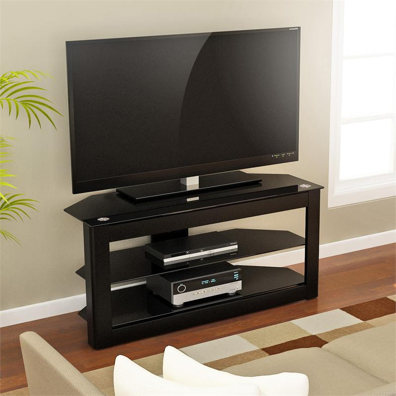 Tv Stands Inside Widely Used Z Line Maxine 40 Inch Tv Stand Zl353 40su (View 10 of 16)