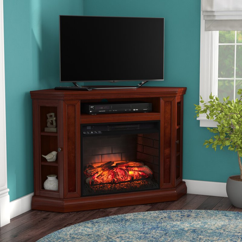 """Twila Tv Stands For Tvs Up To 55"""" Intended For Most Recent Darby Home Co Aarav Corner Tv Stand For Tvs Up To 55"""" With (View 21 of 25)"""