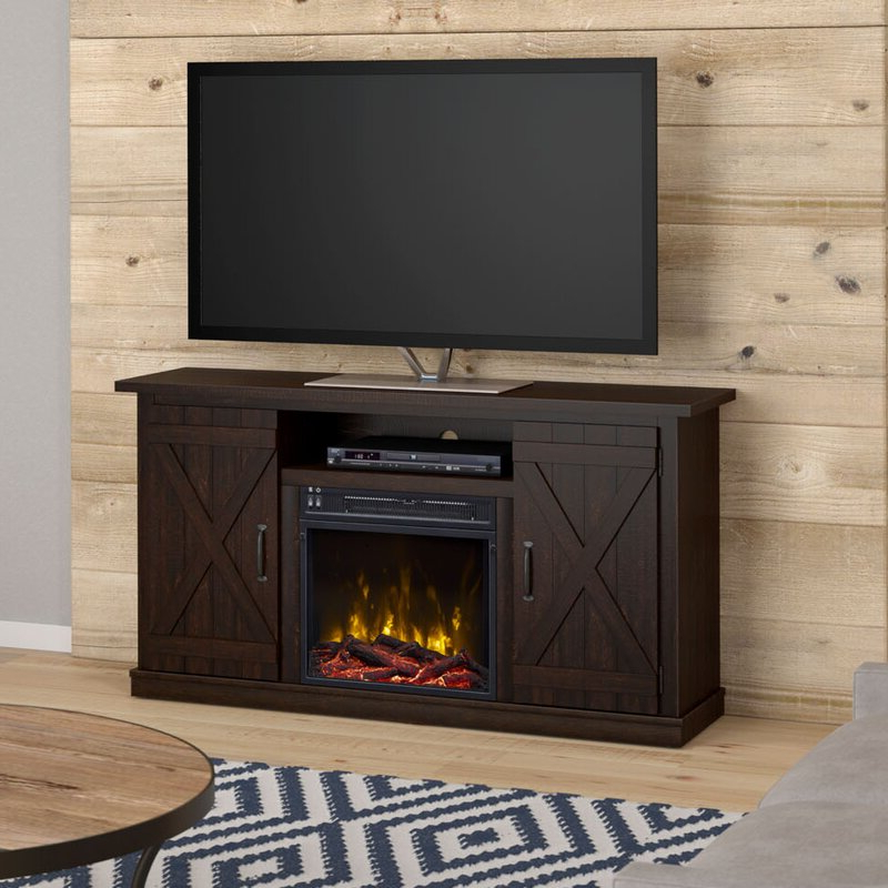 """Twila Tv Stands For Tvs Up To 55"""" With Newest Laurel Foundry Modern Farmhouse Lorraine Tv Stand For Tvs (View 17 of 25)"""