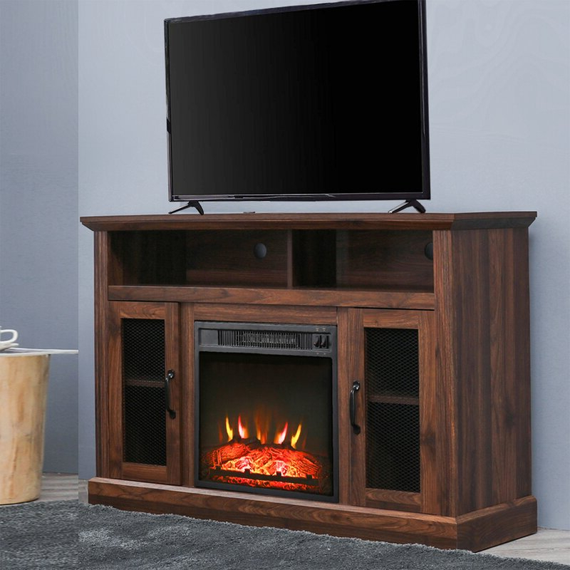 """Union Rustic Alarik Tv Stand For Tvs Up To 49"""" With For Well Known Oglethorpe Tv Stands For Tvs Up To 49"""" (View 13 of 25)"""
