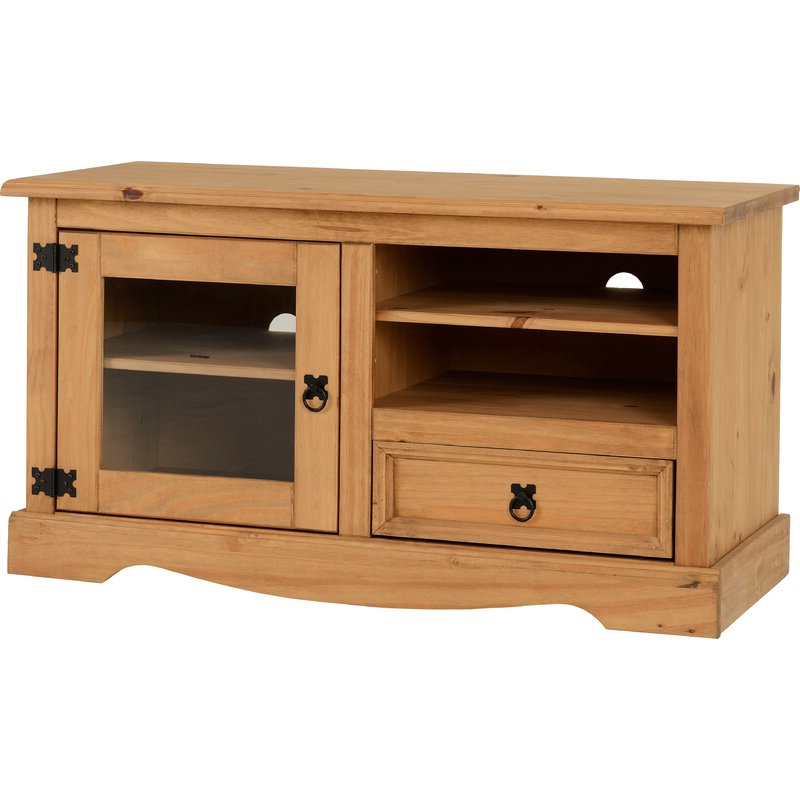 """Union Rustic Dodge Tv Stand For Tvs Up To 43"""" & Reviews In Most Recent Mathew Tv Stands For Tvs Up To 43"""" (View 1 of 25)"""