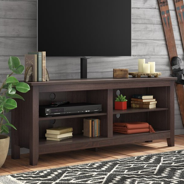 """Union Rustic Sunbury Tv Stand For Tvs Up To 65"""" & Reviews For Fashionable Sunbury Tv Stands For Tvs Up To 65"""" (View 10 of 25)"""