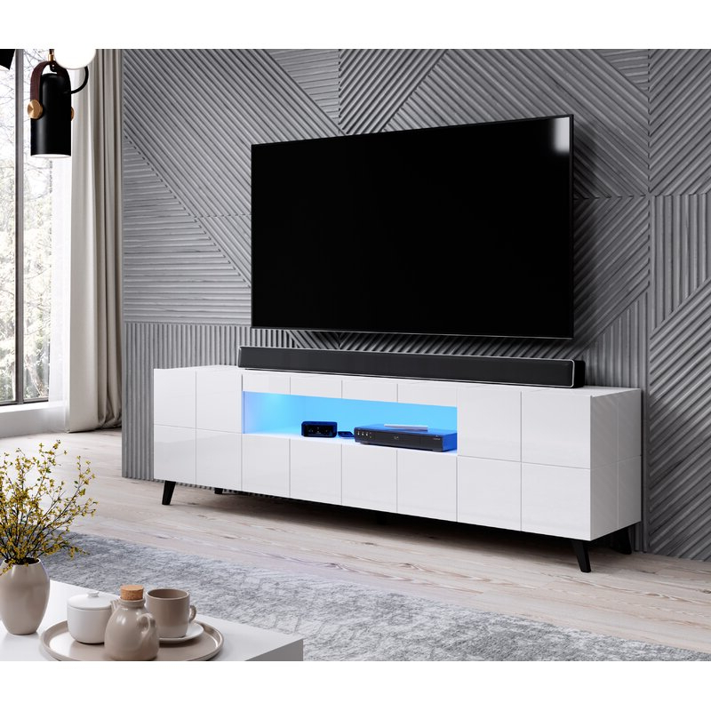 """Wayfair With Regard To Tenley Tv Stands For Tvs Up To 78"""" (View 24 of 25)"""