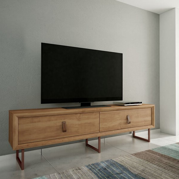 """Well Known Ansel Tv Stands For Tvs Up To 78"""" In Corrigan Studio® Lyell Tv Stand For Tvs Up To 78"""" (View 16 of 25)"""