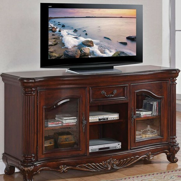 """Well Known Astoria Grand Niven Solid Wood Tv Stand For Tvs Up To 70 Inside Miconia Solid Wood Tv Stands For Tvs Up To 70"""" (View 21 of 25)"""
