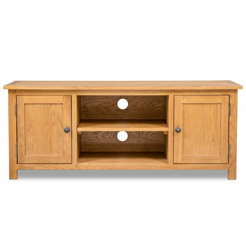 """Well Known Canora Grey Quesinberry Solid Wood Tv Stand For Tvs Up To Throughout Solid Wood Tv Stands For Tvs Up To 65"""" (View 23 of 25)"""