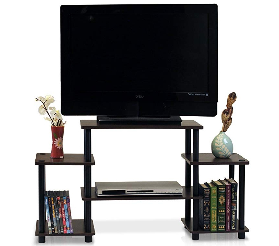 Well Known Furinno Turn N Tube No Tools Entertainment Tv Stands For Within Furinno Turn N Tube No Tool 3 Tier Entertainment Tv Stands (View 6 of 10)