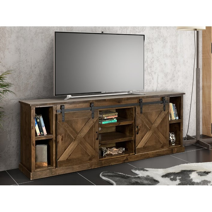 """Well Known Gosnold Tv Stands For Tvs Up To 88"""" In Loon Peak Pullman Tv Stand For Tvs Up To 88 Inches (View 24 of 25)"""
