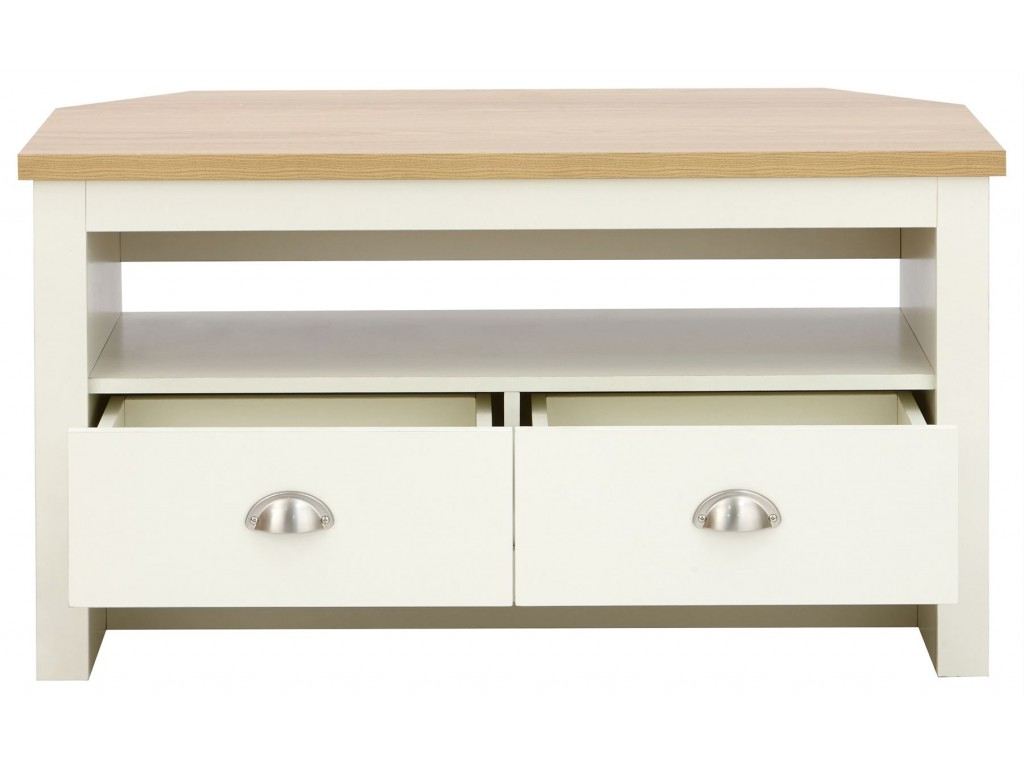 Well Known Lancaster Large Tv Stands For Lancaster Living Room Corner Tv Unit Cream (View 2 of 10)