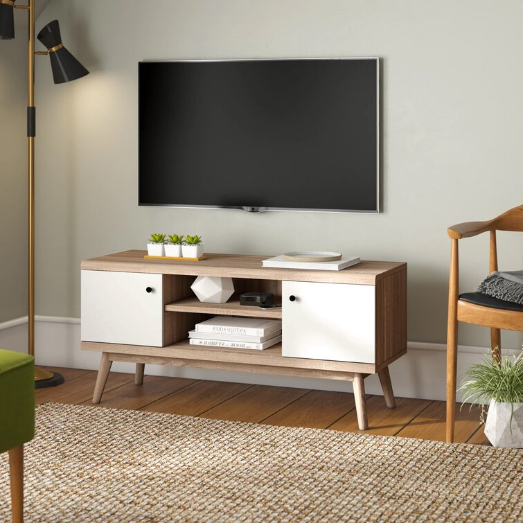 """Well Known Oglethorpe Tv Stands For Tvs Up To 49"""" With Regard To Wrought Studio Cockfosters Tv Stand For Tvs Up To  (View 5 of 25)"""