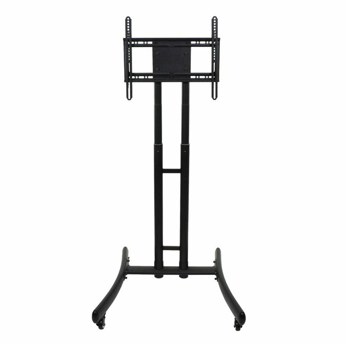 Well Known Randal Symple Stuff Black Swivel Floor Tv Stands With Shelving Within Symple Stuff Black Swivel Floor Stand Mount For Screens (View 10 of 25)