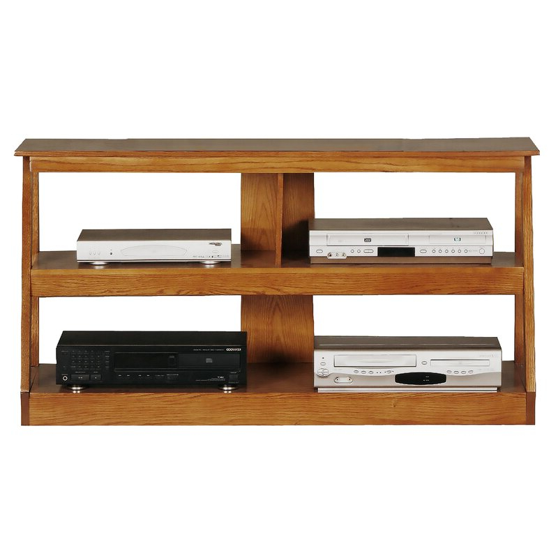 """Well Known Red Barrel Studio® Alasdhair Solid Wood Tv Stand For Tvs With Antea Tv Stands For Tvs Up To 48"""" (View 20 of 25)"""