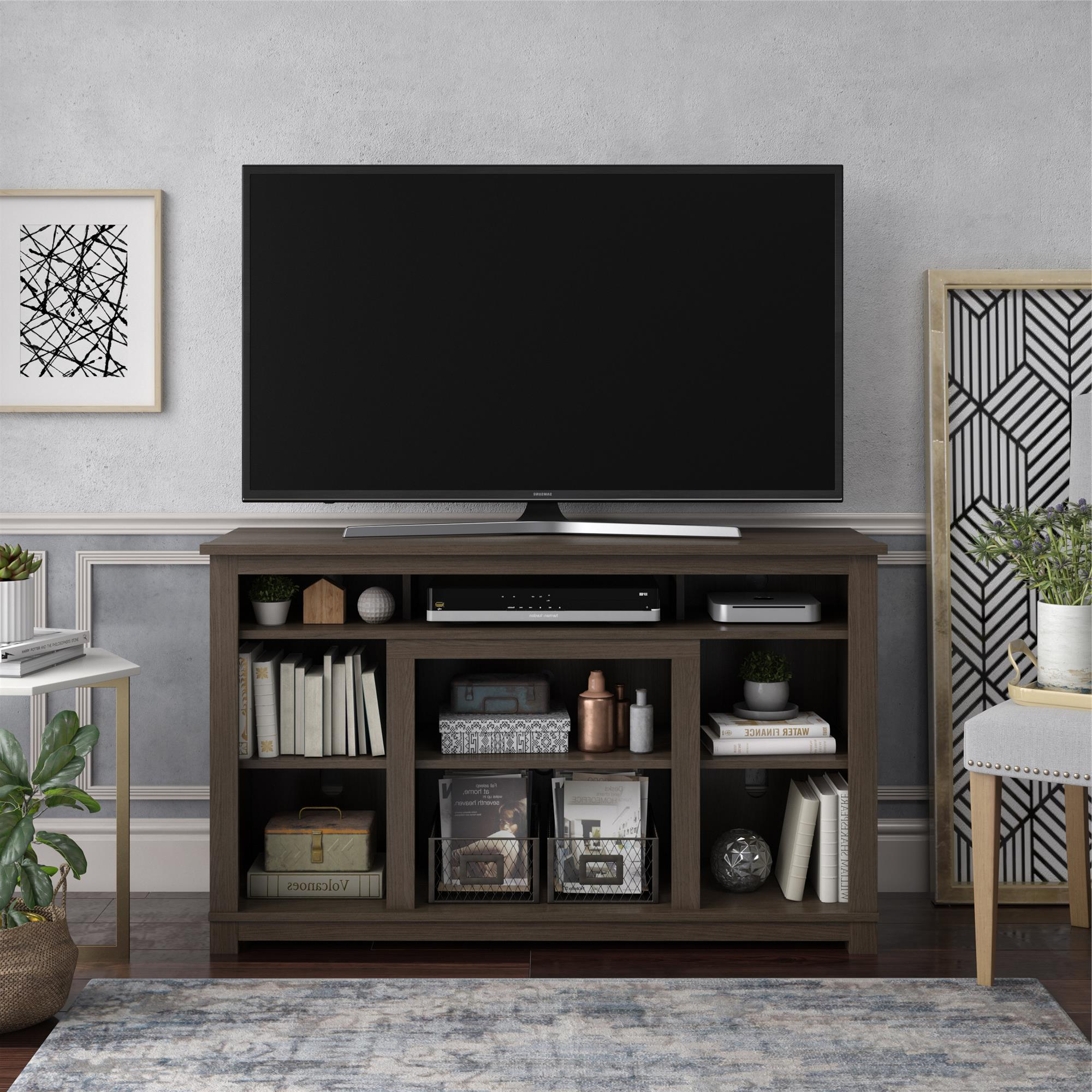 """Well Known Spellman Tv Stands For Tvs Up To 55"""" Throughout Ameriwood Home Edgewood Tv Stand For Tvs Up To  (View 5 of 25)"""