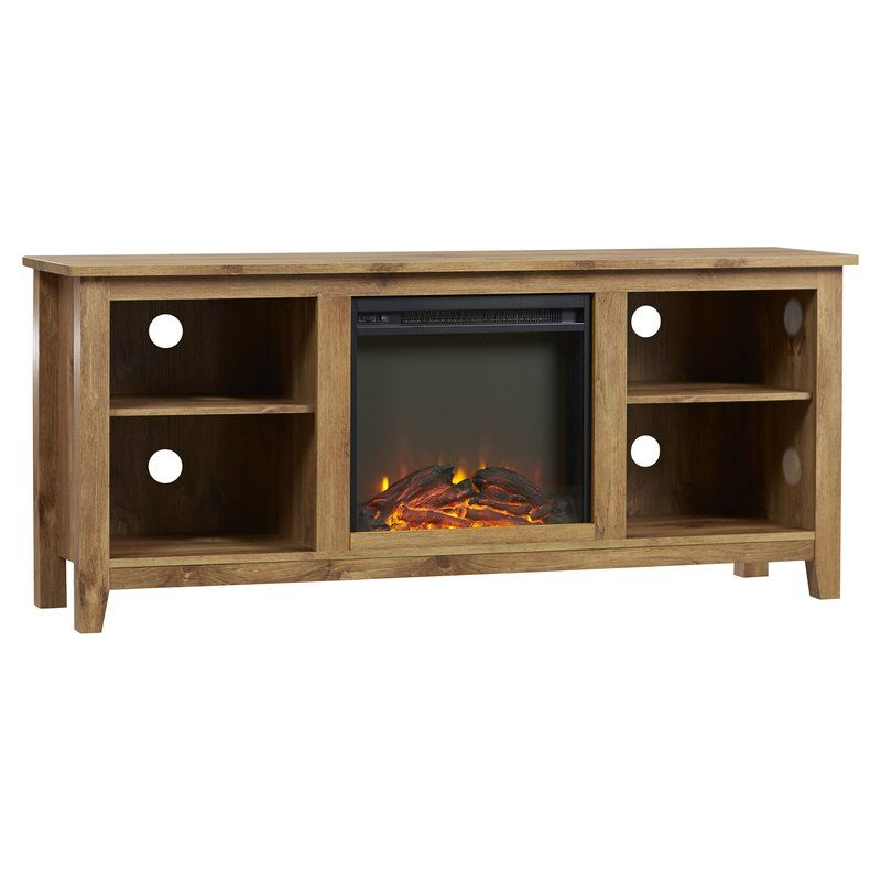 """Well Known Sunbury Tv Stand For Tvs Up To 65"""" With Fireplace Included Inside Sunbury Tv Stands For Tvs Up To 65"""" (View 17 of 25)"""