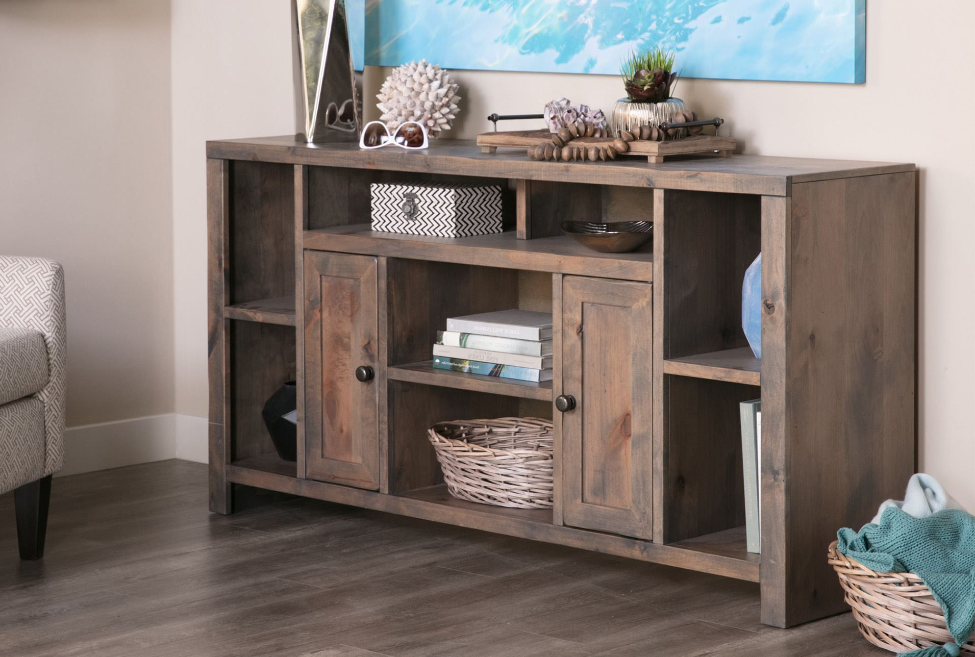 """Well Liked Caleah Tv Stands For Tvs Up To 65"""" Throughout Living Spaces – 84949 – Room (View 19 of 25)"""